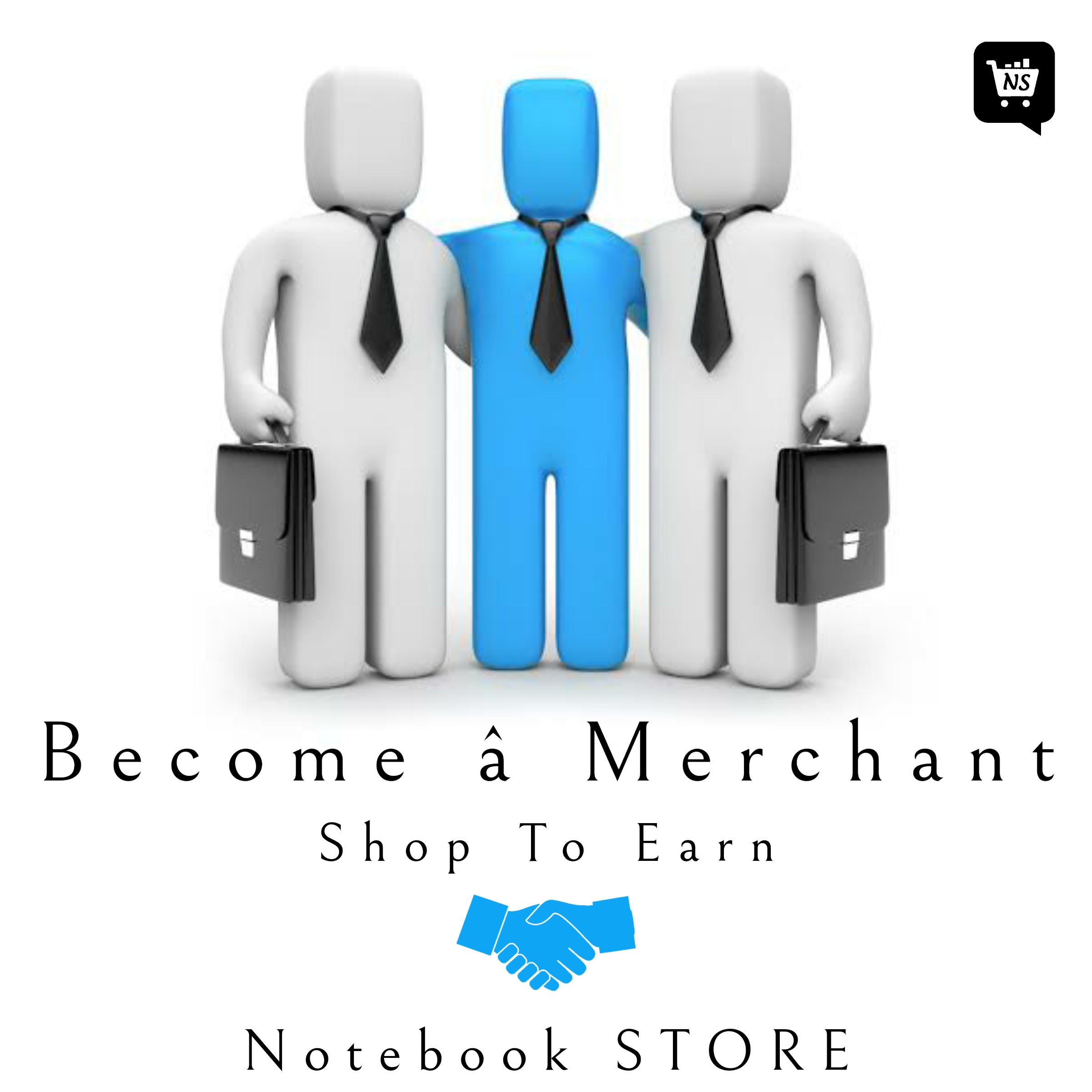Become â Merchant