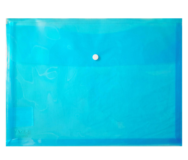 Saya Document Bag Executive, SY - 209OP, Blue, Pack of 1