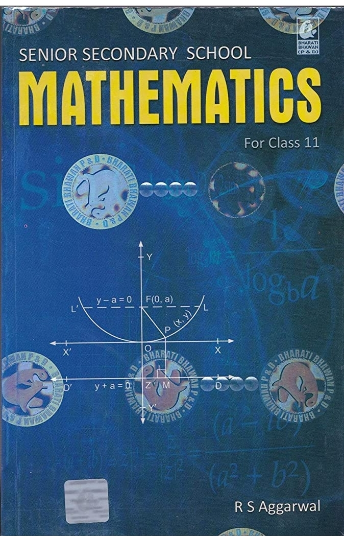 Senior Secondary School Mathematics for Class 11 By R S Aggarwal