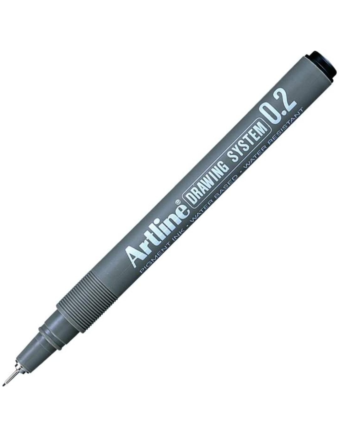 Artline Drawing System Artistic Technical Pen 0.2 mm Point Size Pack of 1