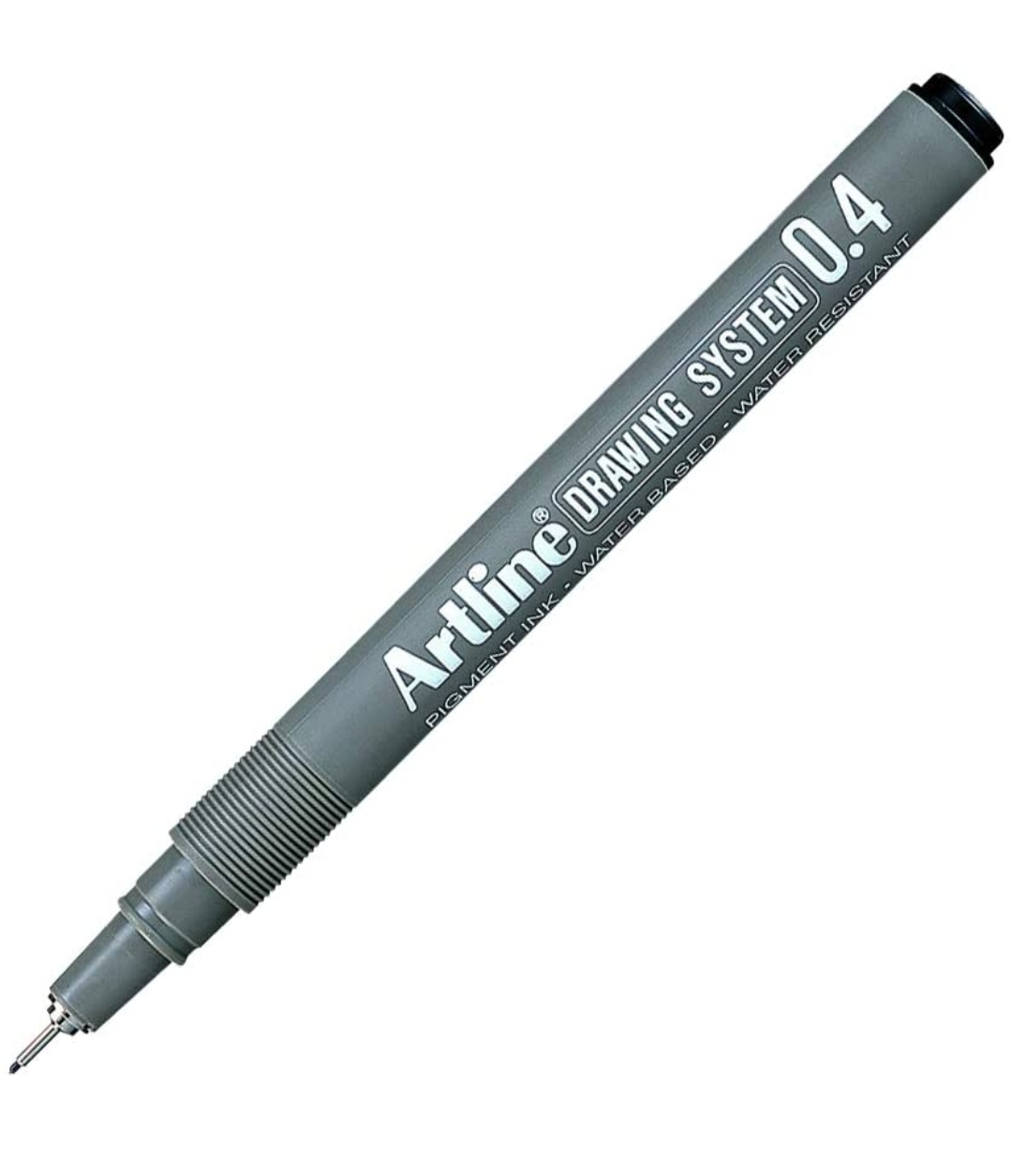 Artline Drawing System Artistic Technical Pen 0.4 mm Point Size Pack of 1