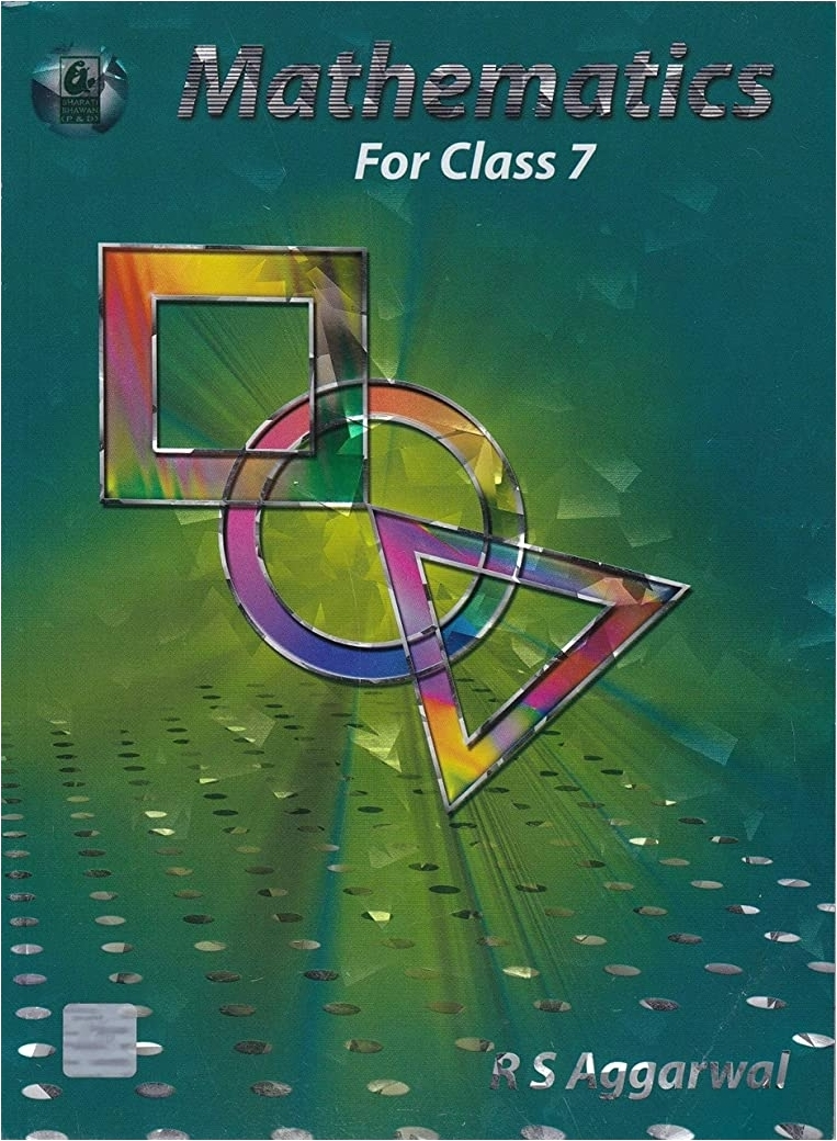 Mathematics for Class 7 By R S Aggarwal