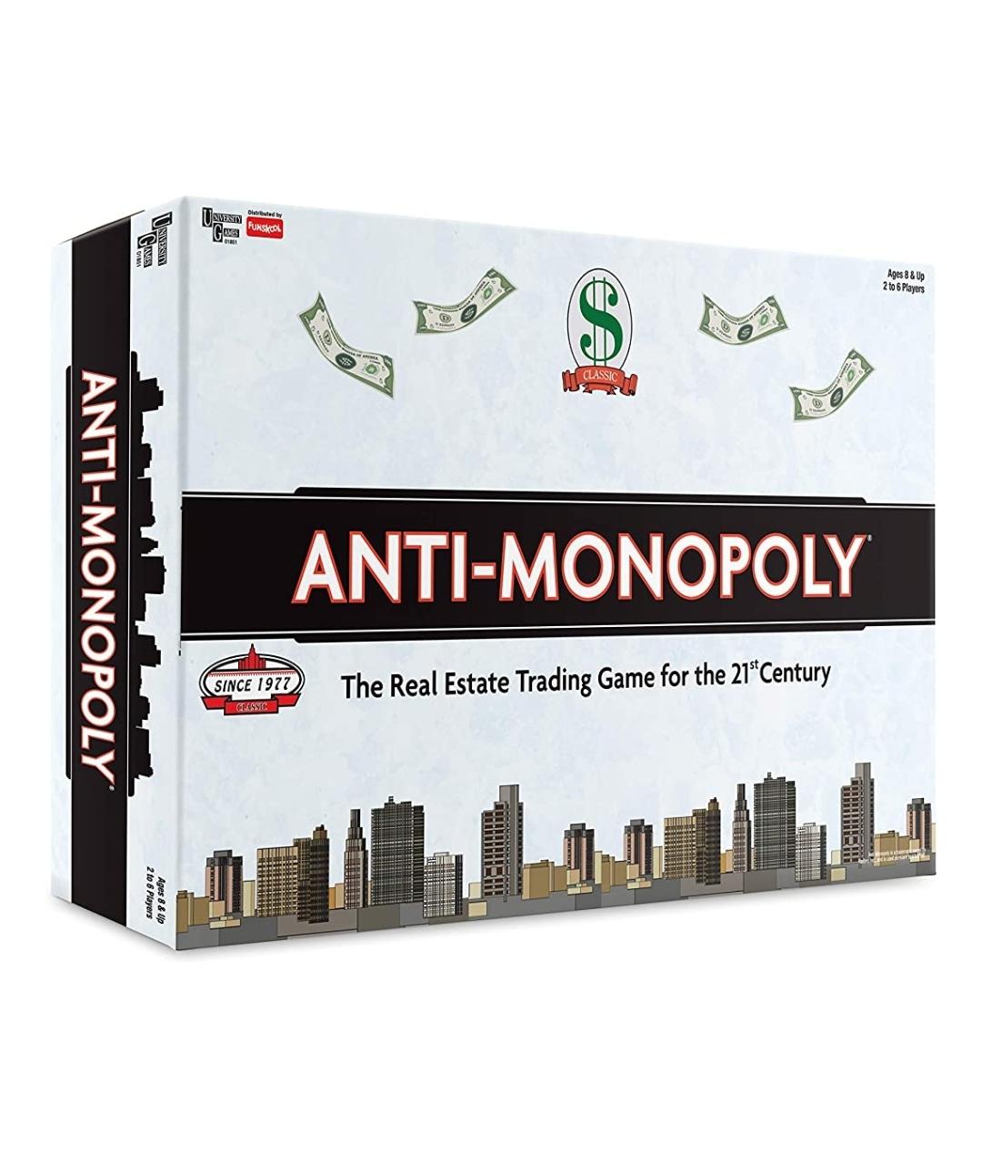 Funskool Anti Monopoly Trading Game